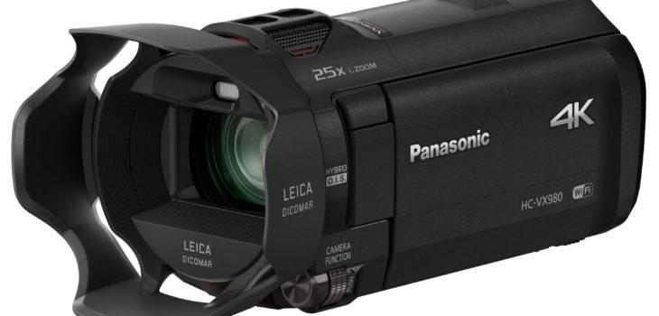 Quel est le meilleur caméscope Panasonic photo 3