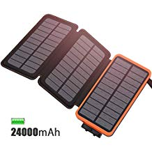 Quel est le meilleur chargeur portable solaire photo 3