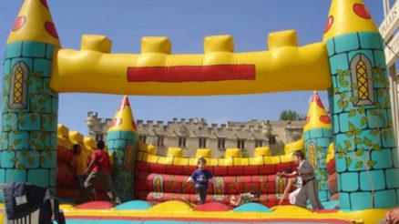 Quel est le meilleur château gonflable géant photo 3