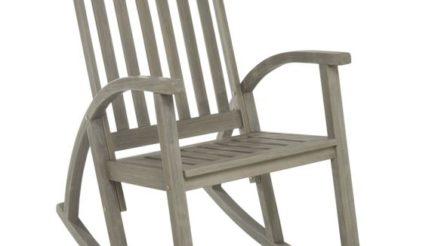 Quel est le meilleur fauteuil à bascule de jardin pas cher photo 3