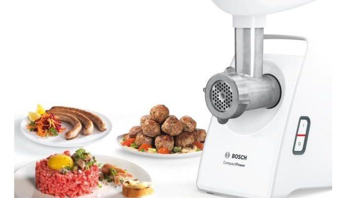 Quel est le meilleur hachoir à viande Bosch photo 2