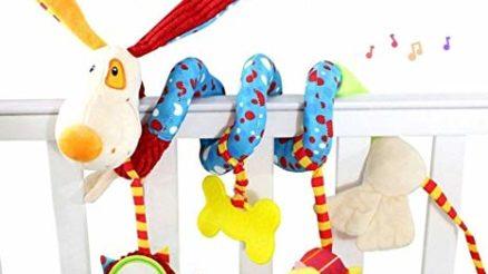 Quel est le meilleur jouet suspendu bébé photo 3