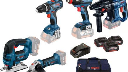 Quel est le meilleur kit 5 outils Bosch photo 3