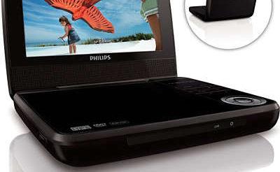 Quel est le meilleur lecteur DVD portable Philips photo 3