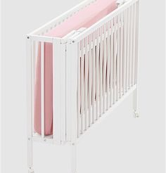 Quel est le meilleur lit pliant en bois pour bébé photo 3