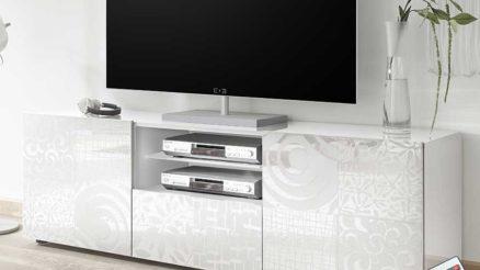 Quel est le meilleur meuble TV blanc photo 3