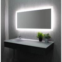 glace de salle de bain avec eclairage quel est le meilleur miroir de salle de bain avec