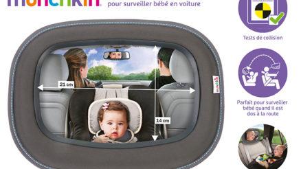 Quel est le meilleur miroir retroviseur pour bebe photo 3