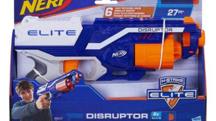 Quel est le meilleur pistolet Nerf photo 3
