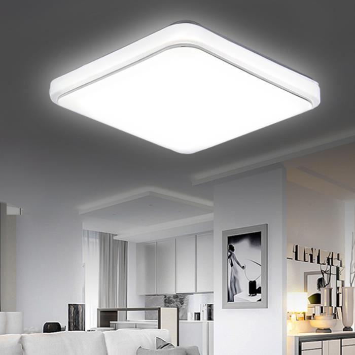 Applique Plafond Moderne Equivaut à Lampe Incandescente 200W ...