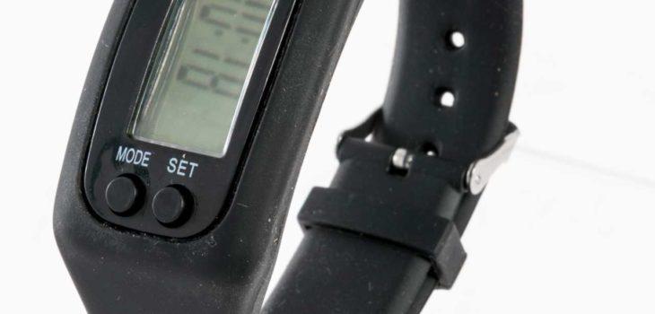 Quel est le meilleur podomètre bracelet photo 3