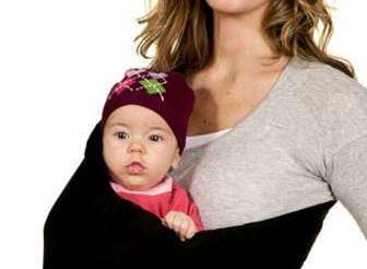 Quel est le meilleur porte-bébé hamac photo 3