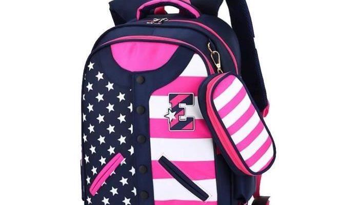 Quel est le meilleur sac à dos scolaire pour fille primaire photo 3