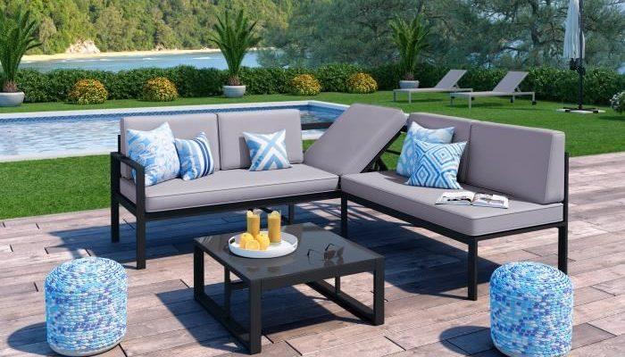 quel est le meilleur salon de jardin pas cher pour 2019. Black Bedroom Furniture Sets. Home Design Ideas