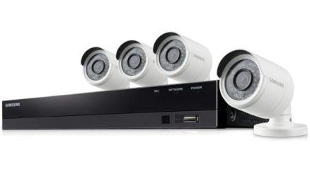Quel est le meilleur système de surveillance Samsung photo 3