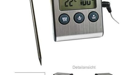 Quel est le meilleur thermomètre à viande pas cher photo 3