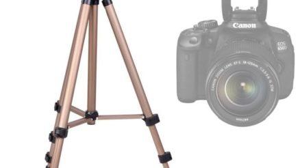 Quel est le meilleur trépied pour appareil photo Canon photo 3