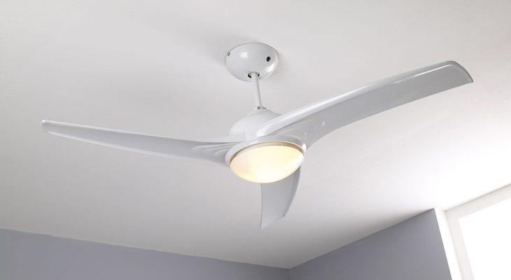 Quel est le meilleur ventilateur de plafond blanc photo 3