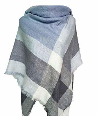 Quelle est la meilleure écharpe plaid photo 3