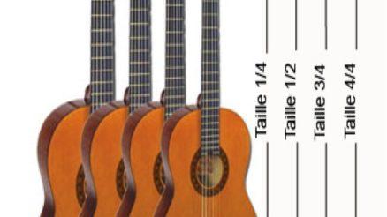 Quelle est la meilleure guitare classique pour adulte photo 3