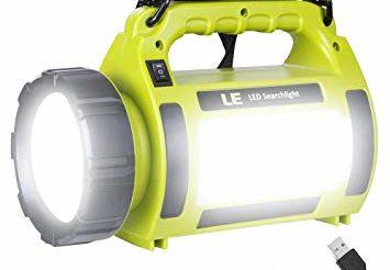 Quelle est la meilleure lampe torche LED rechargeable photo 3