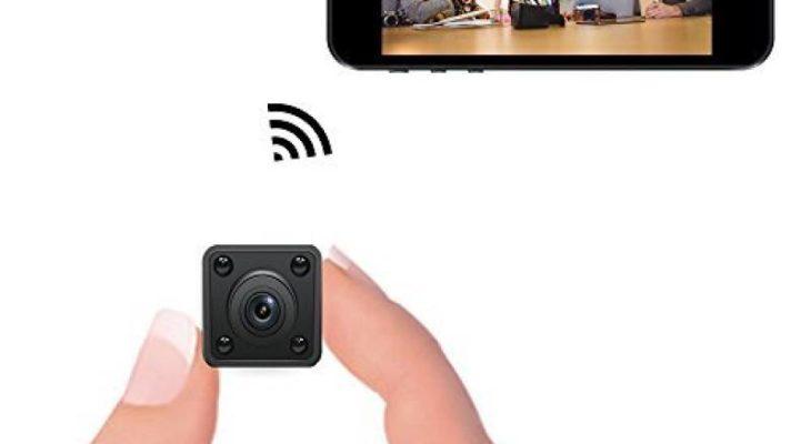 Quelle est la meilleure mini caméra de surveillance photo 3