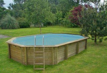 Quelle est la meilleure piscine hors-sol en bois photo 3