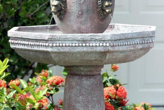 Quelles sont les meilleures fontaines de jardin solaires pour 2019